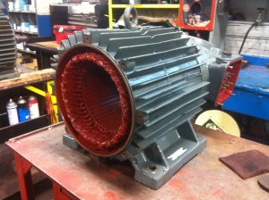 AFS electric motor